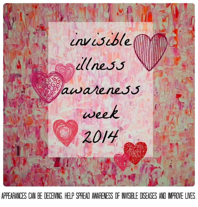 Invisible Illness Awareness Week