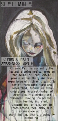 Chronic Pain Awareness Month