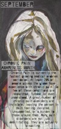 Chronic Pain Awareness Month