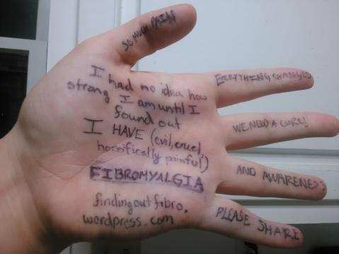 Fibromyalgia Hurts. Everywhere. All the time.