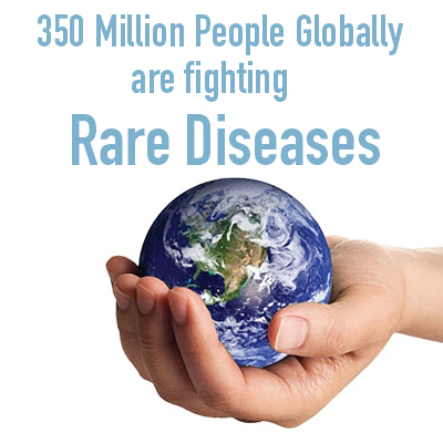 Rare Disease affects Millions
