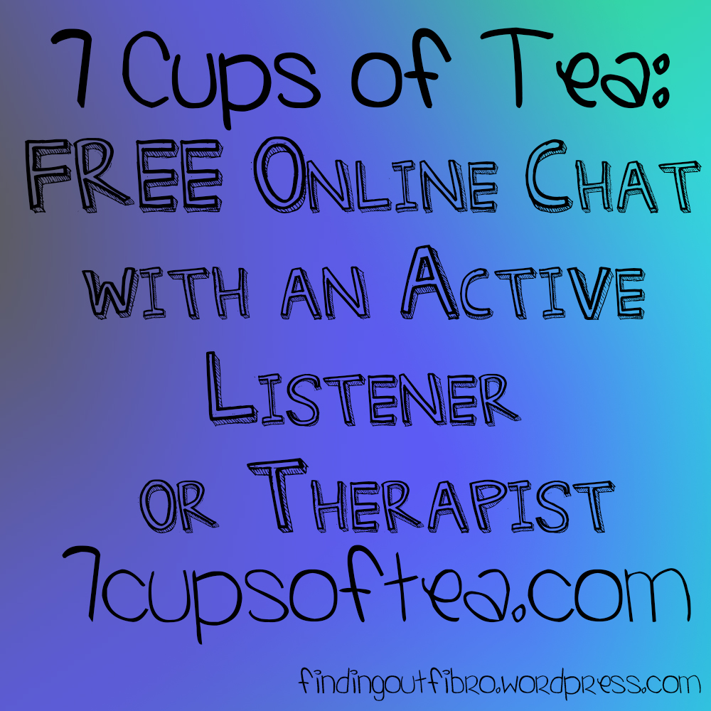 Live therapy chat room